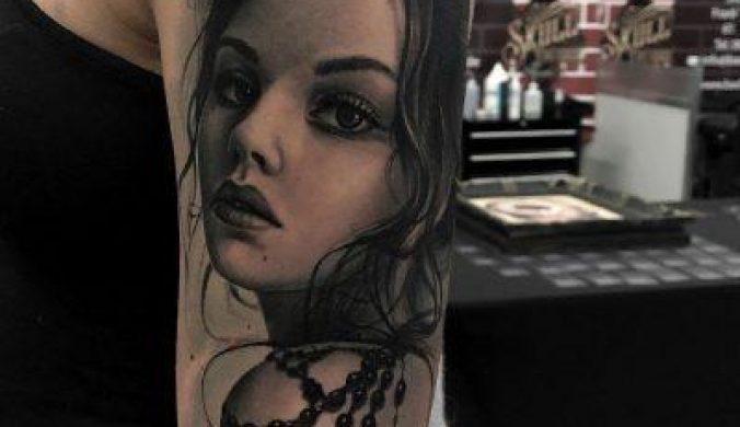 Tattoos abseits von Marburg