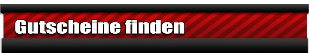 Gutscheine, Gutscheincodes und Rabatte für OnlineShops